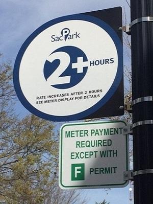 Parking Meters - City of Sacramento