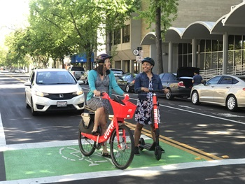 Shared-Rideables - City of Sacramento