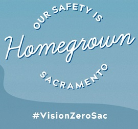 Vision Zero Safety is Homegrown Logo
