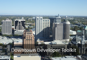 Downtown Developer Toolkit Icon
