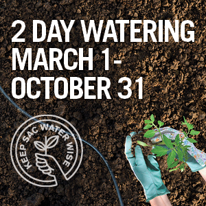 2 Day Watering March 1 - October 31