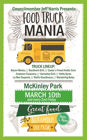 food truck mania march