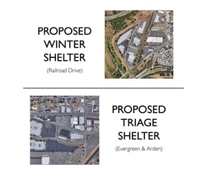 proposed winter shelter FAQ