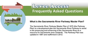 Levee Access Info Sheet