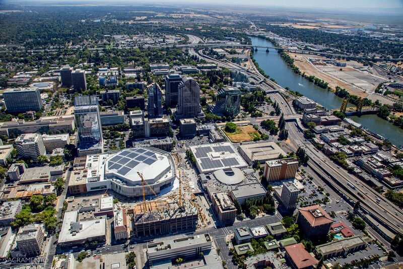 Downtown And Midtown City Of Sacramento