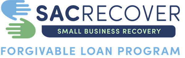 Small Business Recovery Logo