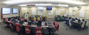 Sacramento City Emergency Operations Center
