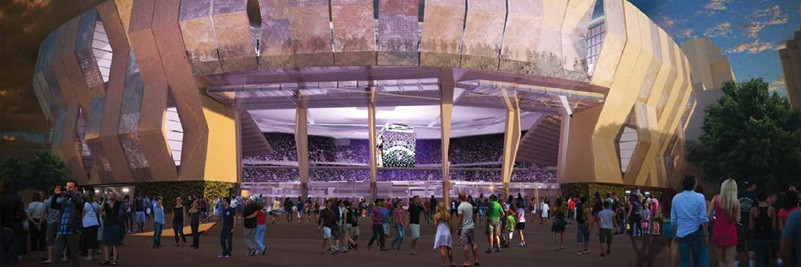 New Kings Arena rendering