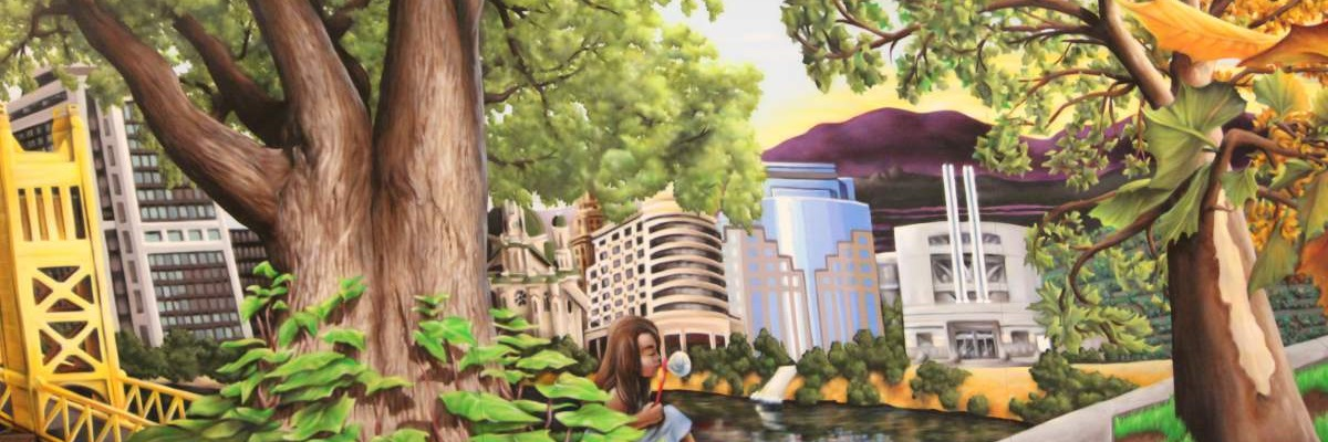 City of Sacramento Painting
