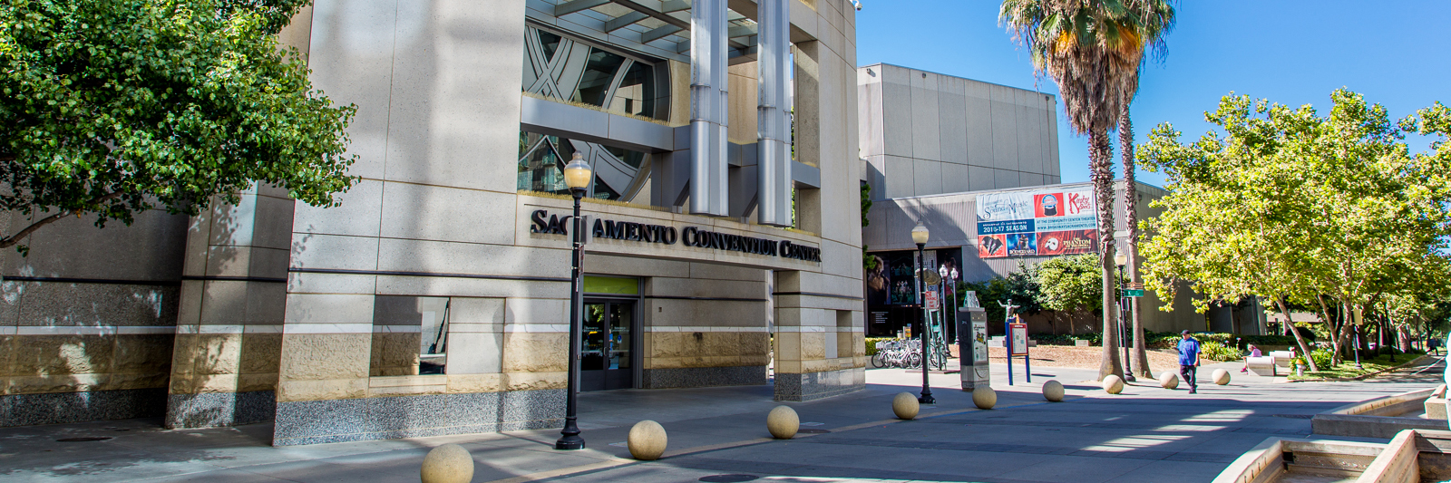 Sacramento Convention Center