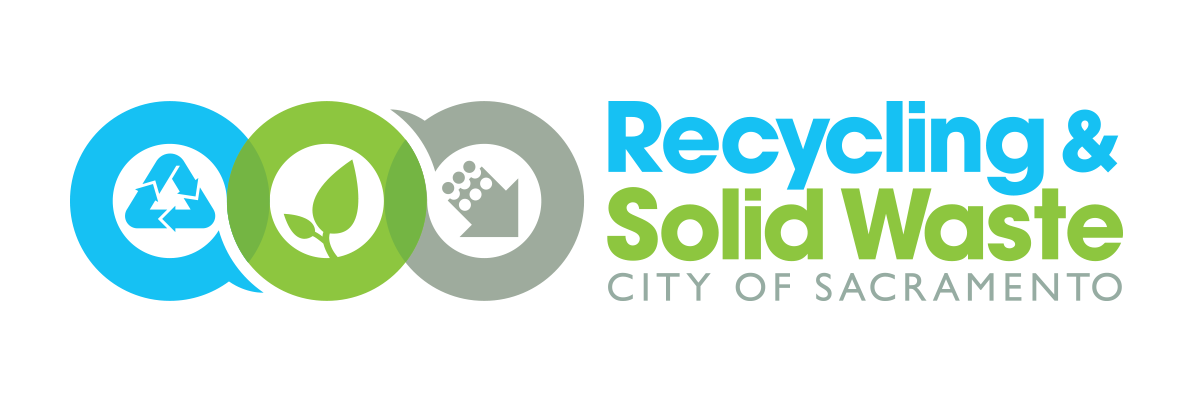 Recycling & Solid Waste City of Sacramento Logo