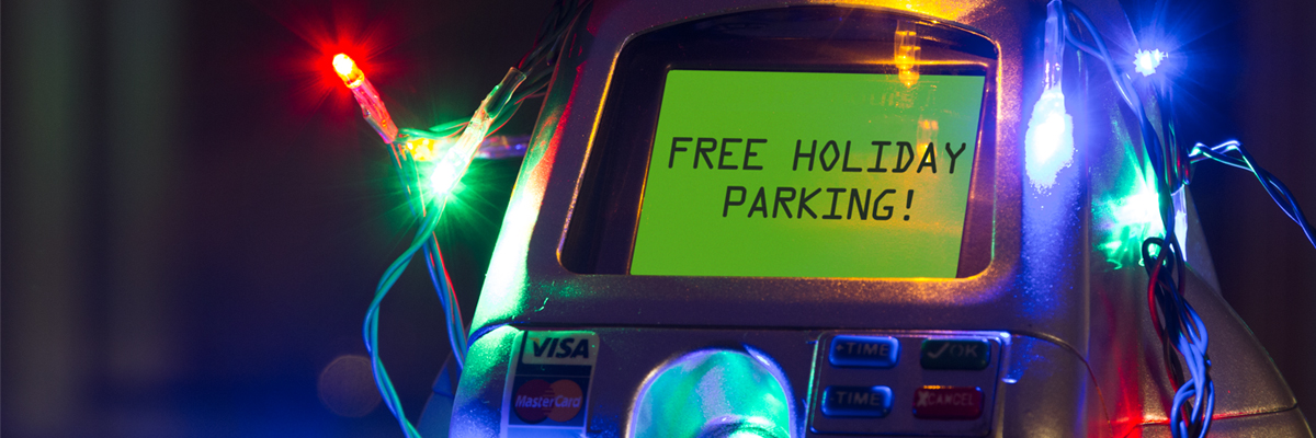 Free Holiday Parking *Details apply