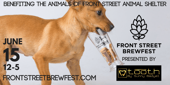 Front Street Animal Shelter Brewfest 2019