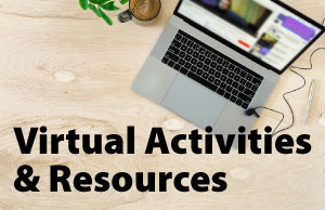Virtual Activities and Resources Image Link