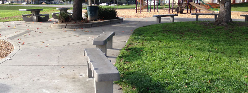 Valley Hi Park Improvements - Site Furniture