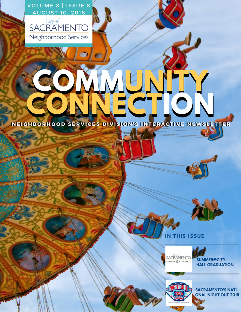 Neighborhood Services Division Community Connection Newsletter