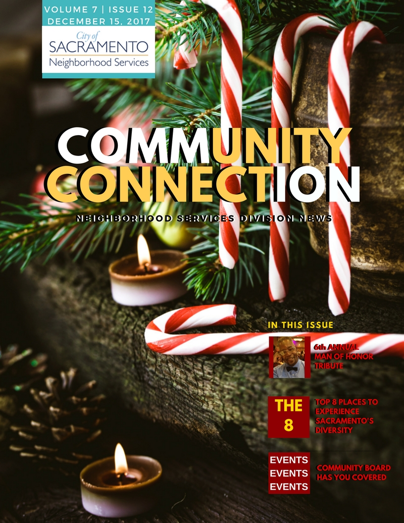 Neighborhood Services Division's Community Connection Newsletter