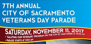 11th Annual Veterans Day Parade Cross Section Image