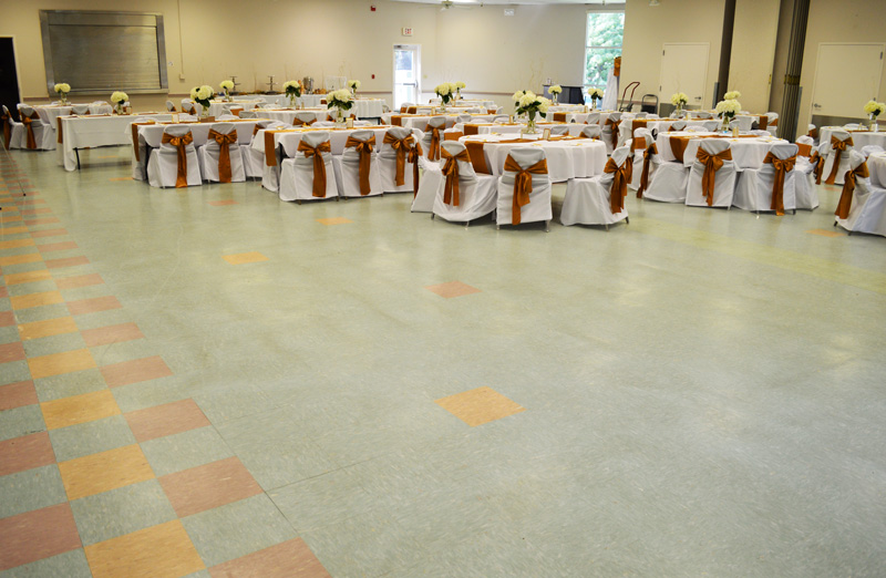 Hart Room Rental Dance Floor Area