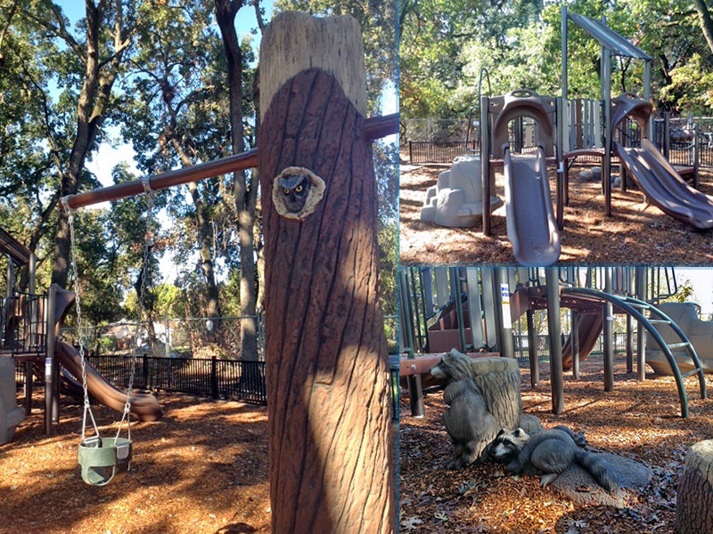 Bannon Creek Park Playgound - opened November 2015