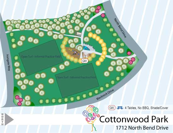 Cottonwood Map