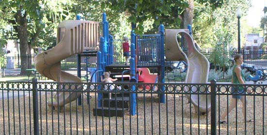 Muir Children Playground