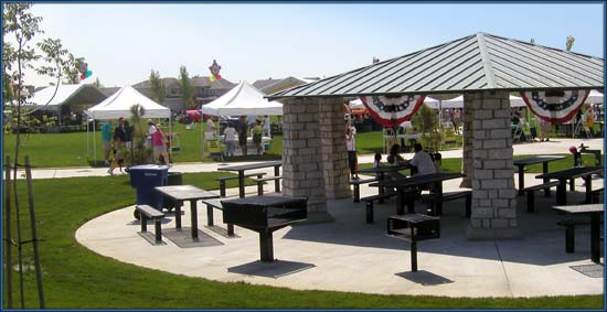 North Natomas Community Gazebo