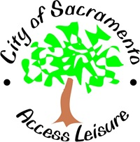 Department of Parks and Recreation Access Leisure Logo