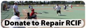 Donate to Repair River Cats Independence Field Now! lInk Button