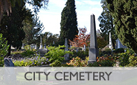 City Cemetery Image Button