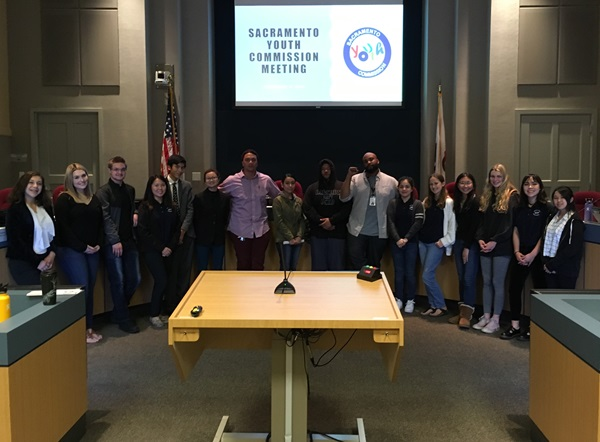 Sacramento Youth Commission
