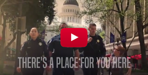 Join the Sacramento Police Department Video Screenshot