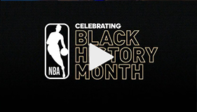 NBA Black History Month