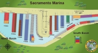 Main Marina Map