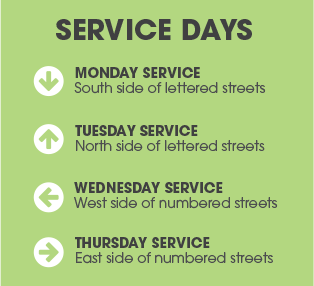 service day graphic