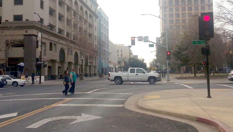 Traffic Signals City Of Sacramento