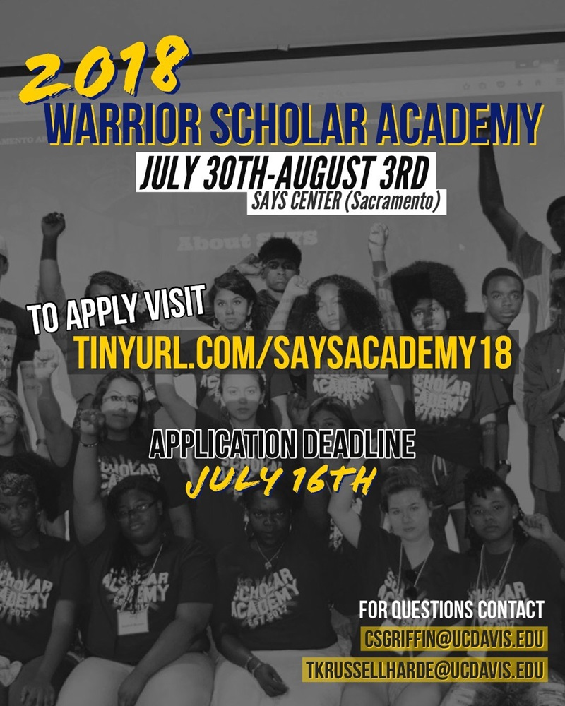 Warrior Scholarship