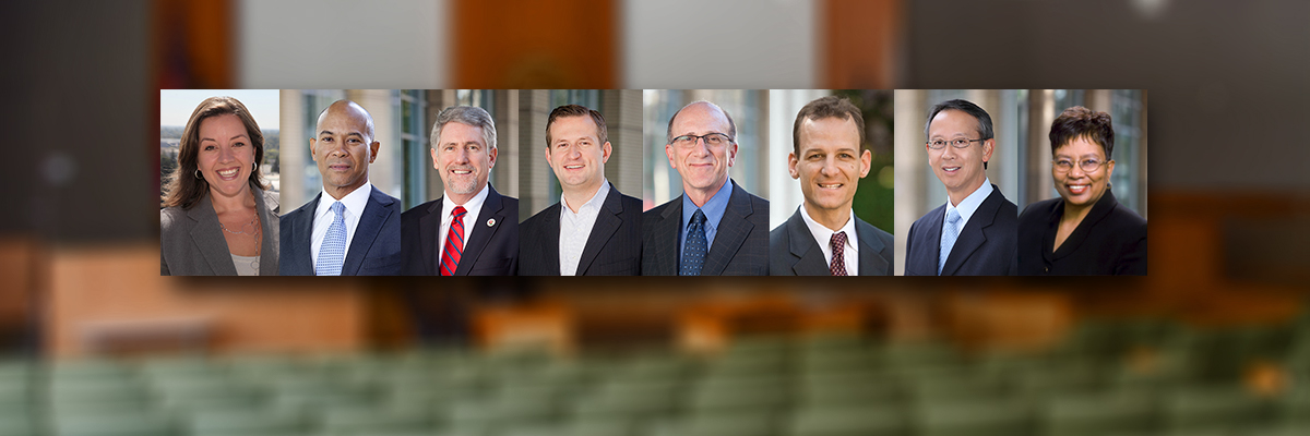 City of Sacramento Council Members