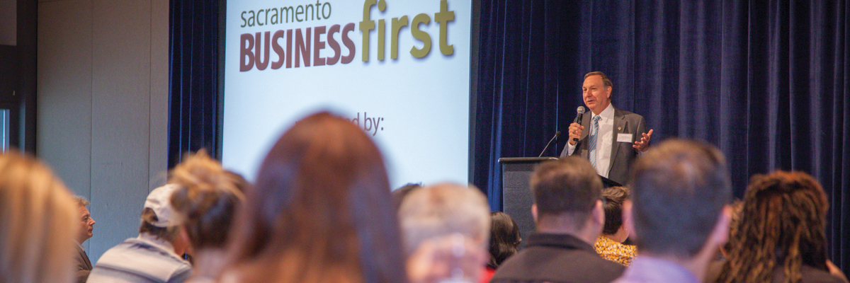 Sacramento Business First Conference