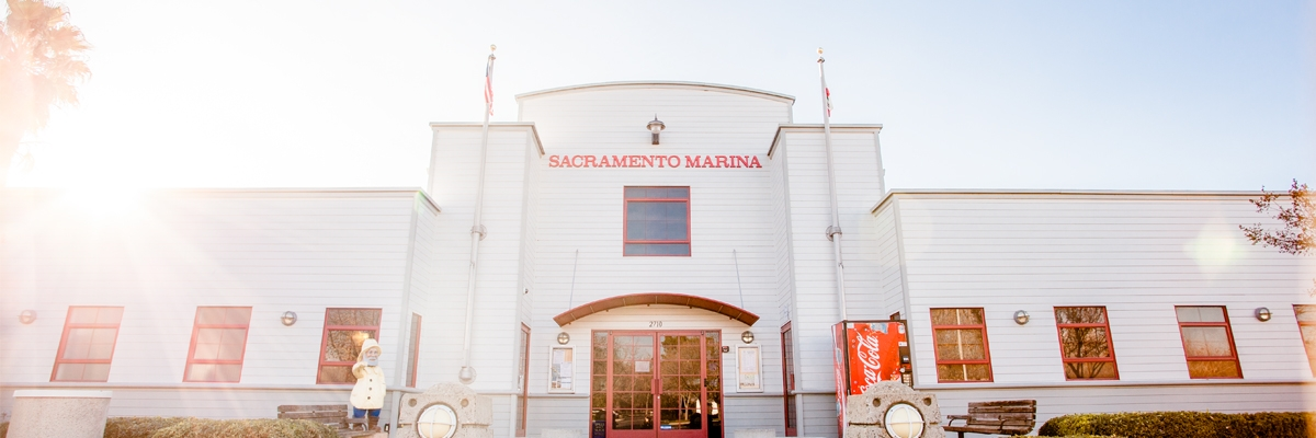 Sacramento Marina web pages now live!