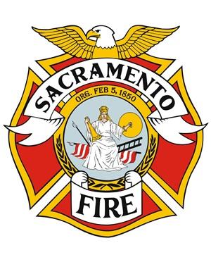 Sacramento Fire Dept logo