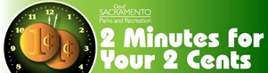 City of Sacramento Department of Parks and Recreation Parks Survey