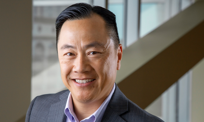 City Manager Howard Chan