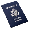 Photo of a U.S. Passport book
