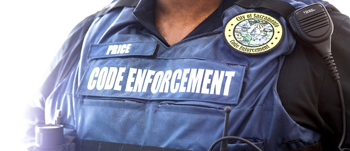Code Enforcement Officer Vest photo