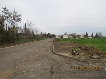 Mack Road Vacant Lot Photo