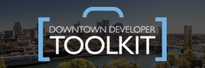 Downtown Developer Toolkit module graphic