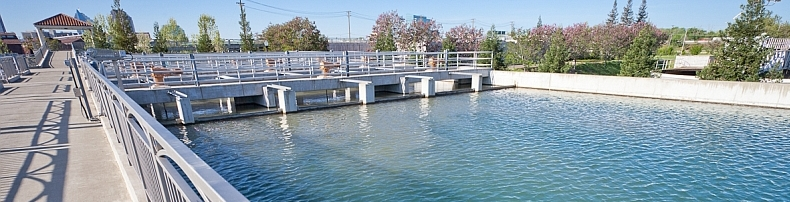 Sac Water Treatment Plant
