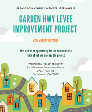 Garden Hwy Levee Improvement Proj.