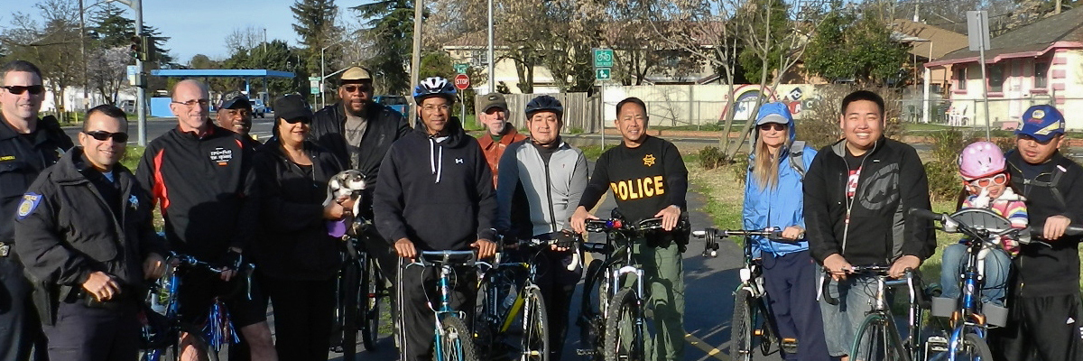 District 2 Group Bike Ride
